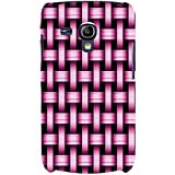For Samsung Galaxy S3 Mini I8190 :: Samsung I8190 Galaxy S III Mini :: Samsung I8190N Galaxy S III Mini Abstract Pink Background ( Abstract Pink Background, Pink Background, Abstract, Nice Pattern ) Printed Designer Back Case Cover By FashionCops