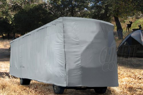 WATERPROOF SUPERIOR RV MOTORHOME FIFTH WHEEL COVER COVERS CLASS A B C FITS LENGTH 35'-40' NEW TRAVEL TRAILER CAMPER