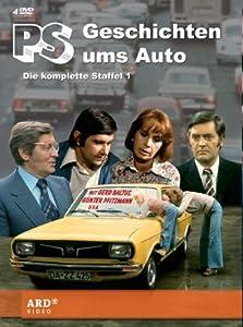 PS - Geschichten ums Auto (4 DVDs)