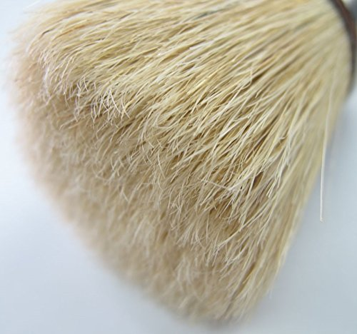 Supreme 2-in-1 Round Chalk Wax & Paint Brush for Dressers, Tables, Furniture and Much More - 100% satisfaction guarantee! Annie Sloan Quality. Personalize Your Paint Colors, Waxes and Recipes. (Waxing Brush compare prices)