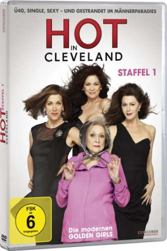 Hot in Cleveland - Staffel 1 [2 DVDs] hier kaufen