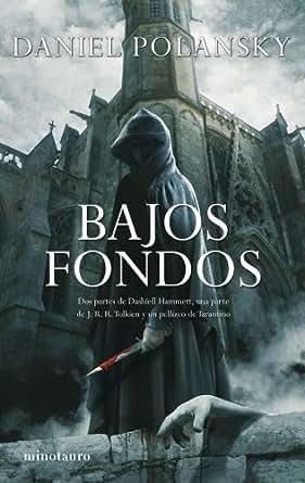 Amazon.com: Bajos fondos (Spanish Edition) eBook: Daniel Polansky