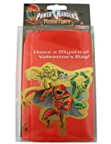 Power Rangers Mystic Force 20 Treat Sacks With Character Foils