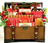 Some Kind of Wonderful! -Gourmet Valentine's Gift Chest of Chocolates, Cookies, Truffles and More