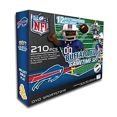 Buy NFL Buffalo Bills Game Time Set by OYO