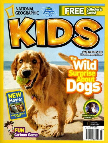magazine article date ideas that include kids