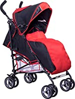 Caretero Luvio Stroller (Red) from Caretero