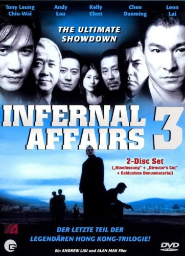 Infernal Affairs 3 (Kinofassung + Director's Cut) [2 DVDs]