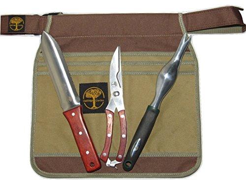 4 piece top quality gardening tool set oakridge gardens for Gardening tools quality