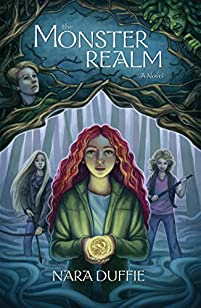 The Monster Realm by Nara Duffie ebook deal