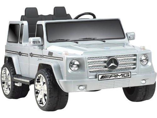 Mercedes Benz G55 12V Ride On Truck