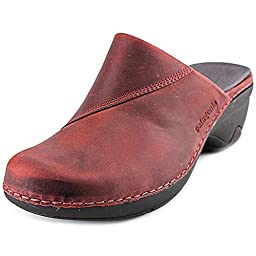 Patagonia Women\'s Better Clog Slide,Rusted Iron,10 M US