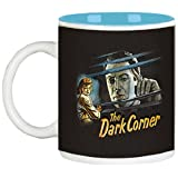Posterboy 'The Dark Corner' Ceramic Mug (7.62cm X 7.62cm X 9.39cm)