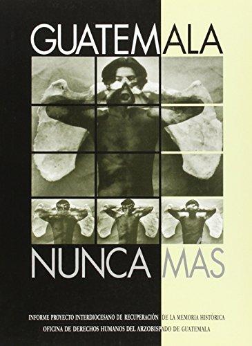 Guatemala Nunca Mas, El Equipo de Redaccion