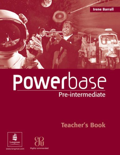 POWERBASE PRE-INTERMEDIATE TEACHERS BOOK
