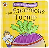 Ladybird The Enormous Turnip: Ladybird Touch and Feel Fairy Tales (Ladybird Tales)