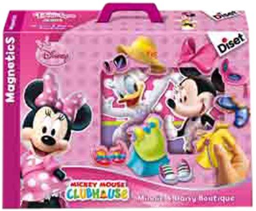 Diset 46193 loisir cr atif magnetics minnie daisy boutique gunturesry - La petite boutique de minnie ...