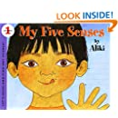 My Five Senses (Let's-Read-and-Find-Out Science 1)
