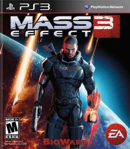 Mass Effect 3: Playstation 3