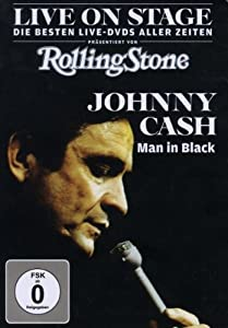 Johnny Cash - Man In Black: Live on Stage