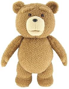 Ted Plüschfigur sprechend Rated 40 cm *Englische Version