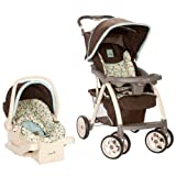 Safety 1st Saunter Luxe Travel System, Owls