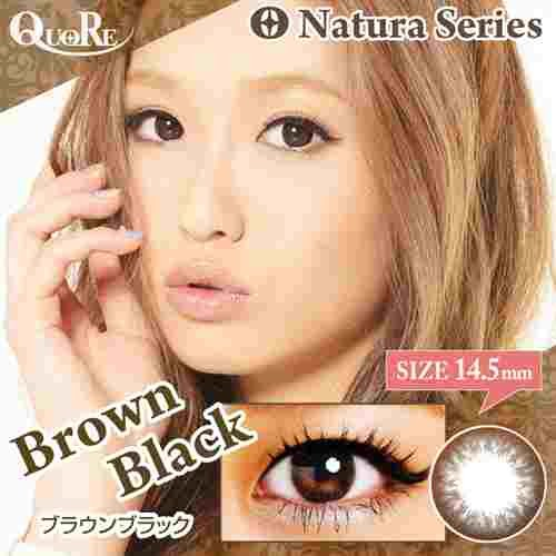 (Natura(ナチュラ)ブラウンブラック G101 度あり 14.5mm 1枚)