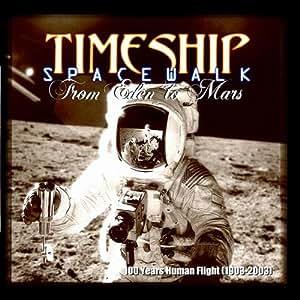 Spacewalk: From Eden To Mars