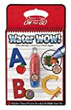 Melissa And Doug On The Go Water Wow Book Alphabet Red