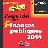 echange, troc François Chouvel - L'essentiel des finances publiques 2014