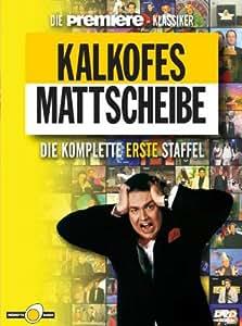 Kalkofes Mattscheibe: Die Premiere Klassiker - Die komplette erste Staffel (4 DVDs)