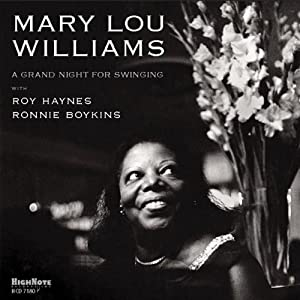 Mary Lou Williams -  A Grand Night For Swinging