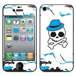 "Disagu Design Skin für Apple iPhone 4S - Motiv ""Boy Skull"""