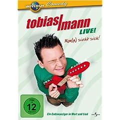Tobias Mann LIVE: Man n sieht sich