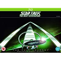 Star Trek The Next Generation Season 1-7 On Blu-ray