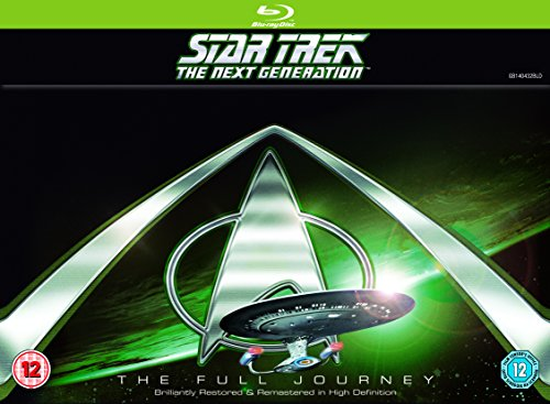 Star Trek: the Next Generation [Blu-ray] [Import anglais]