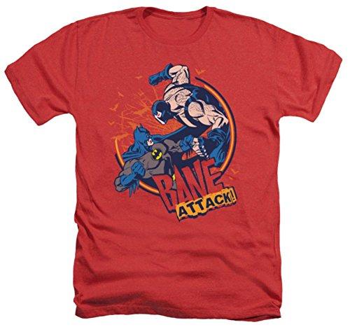Batman Bane Attack Heather T-Shirt