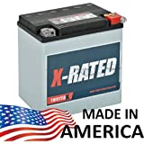 ThrottleX Batteries - HDX30L - Harley Davidson Replacement Motorcycle Battery. Same Day Shipping When Ordered M-F By 3 PM EST!