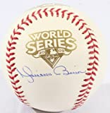 Mariano Rivera Signed 2009 WS Ball - PSA/DNA Certified - Autographed Baseballs
