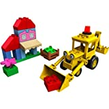 LEGO Duplo Bob The Builder Scoop At Bobland Bay SET 3595