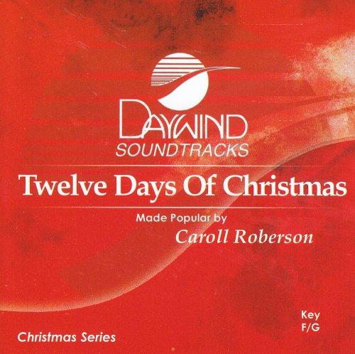 Twelve Days Of Christmas [Accompaniment/Performance Track]