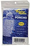Rain Poncho- Poncho Emergency From Chaby International (Part Number 5100)