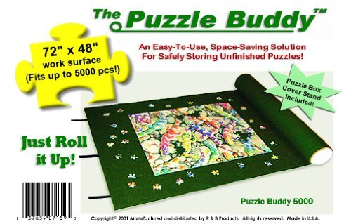 Puzzle Buddy 5000 Jigsaw Puzzle Mat (Size: 72in. by 48in.)