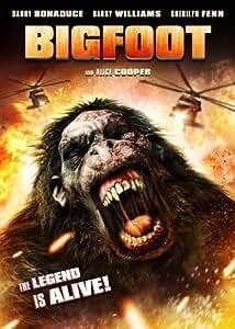 Bigfoot [Blu-ray]