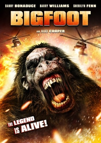 Cover art for  Bigfoot [Blu-ray]