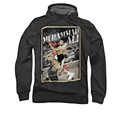 Muhammad Ali Show Pull Over Hoodie