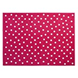 Lorena Canals a de G Dot de F Dots, Medium, color fucsia