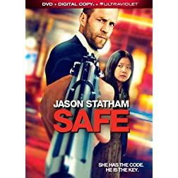 Safe [DVD + Digital Copy]