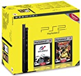 echange, troc Console Playstation 2 + GT4 Platinum + Tekken 5 Platinum