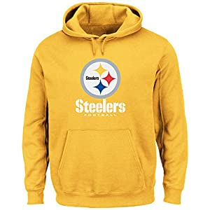 Pittsburgh Steelers Yellow Gold Critical Victory VIII (8) Sweatshirt at SteelerMania